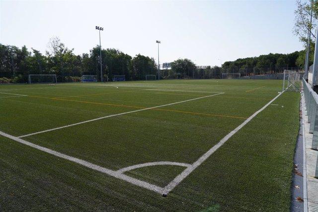Fútbol.- El campo de Los Rosales en Madrid se llamará David Díez de la Cruz