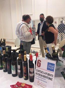 Encuentro profesional del sector vinícola