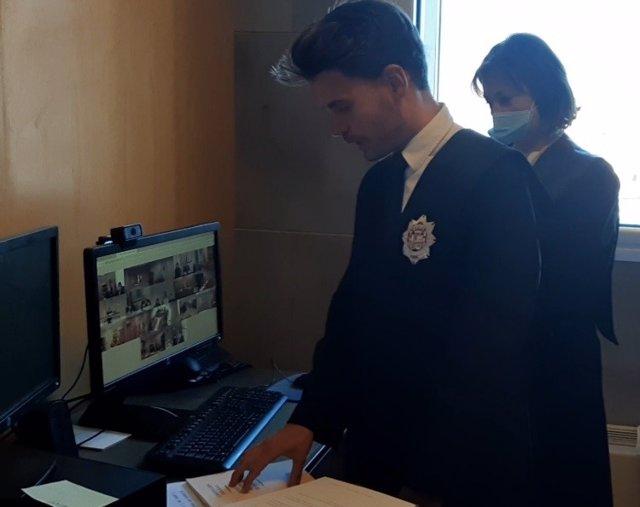 Fiscalía Toma Posesión Virtual