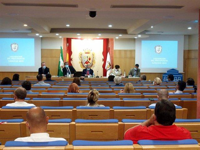 Junta general del colegio de abogados de Málaga