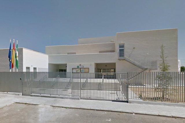 Un colegio de Camas, en Sevilla
