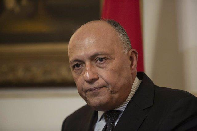 """Libia.- Egipto reitera que """"no aceptará ninguna violación"""" de sus 'líneas rojas'"""