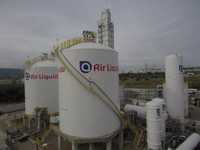 Planta de Air Liquide