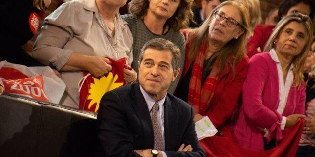El ex ministro de Exteriores de Uruguay Ernesto Talvi