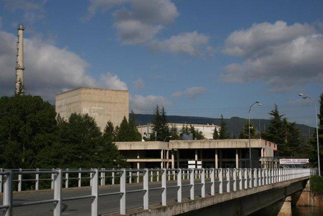 Central nuclear de Santa María de Garoña (Burgos)