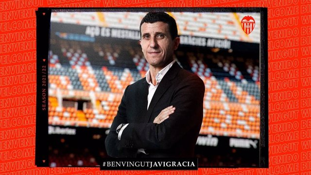 Fútbol.- Javi Gracia, nuevo entrenador del Valencia CF hasta 2022
