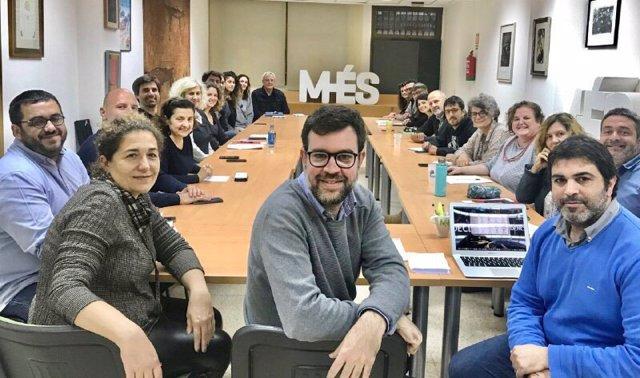 La Comisión Ejecutiva de MÉS por Mallorca