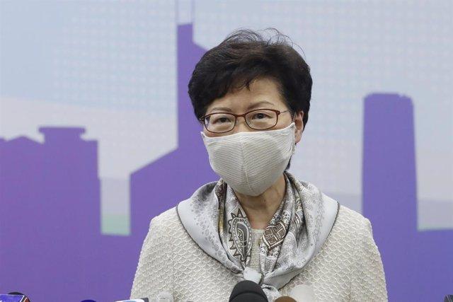Coronavirus.- Hong Kong estudia aplazar un año las elecciones legislativas por l