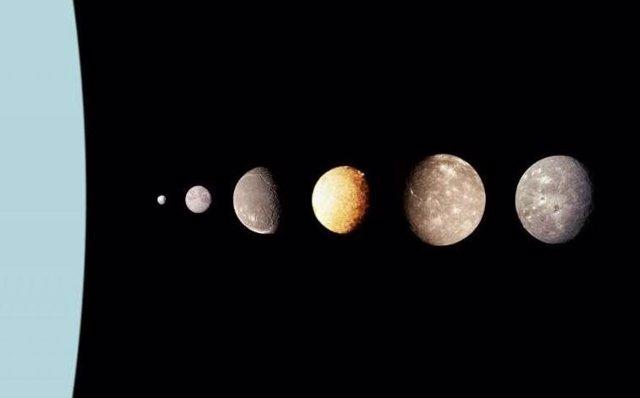 El potencial astrobiológico de las lunas de Urano justifica una misión