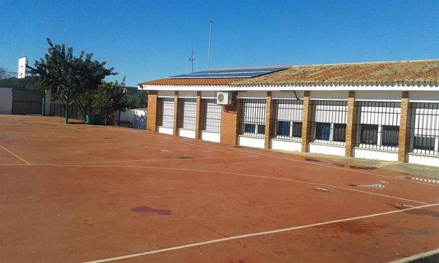 Centro escolar de la provincia de Huelva.