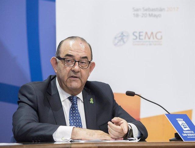 Antonio Fernández-Pro Ledesma Presidente SEMG