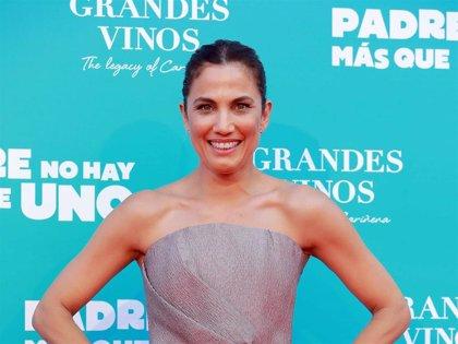 Toni Acosta la gran ausente en el estreno de 'Padre no hay más que uno 2'