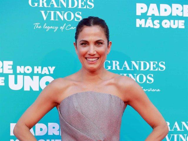 Toni Acosta la gran ausente en el estreno de Padre no hay más que uno 2.