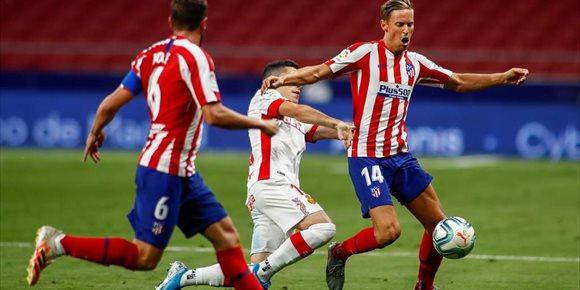 3. El Atlético más sólido del año ya mira a la Champions