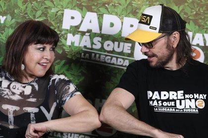"""Santiago Segura estrena Padre no hay más que uno 2: """"La idea de hacer una película y que no pase por cines, me angustia"""""""