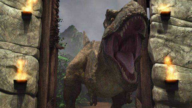 Tráiler y primeras imágenes de Parque Jurásico: Campamento Cretácico, la serie de animación de la saga para Netflix