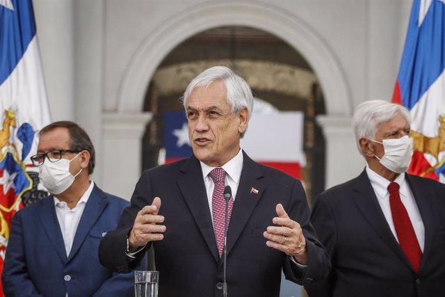 Chile.- Piñera vuelve a remodelar el Ejecutivo chileno tras el varapalo por la a