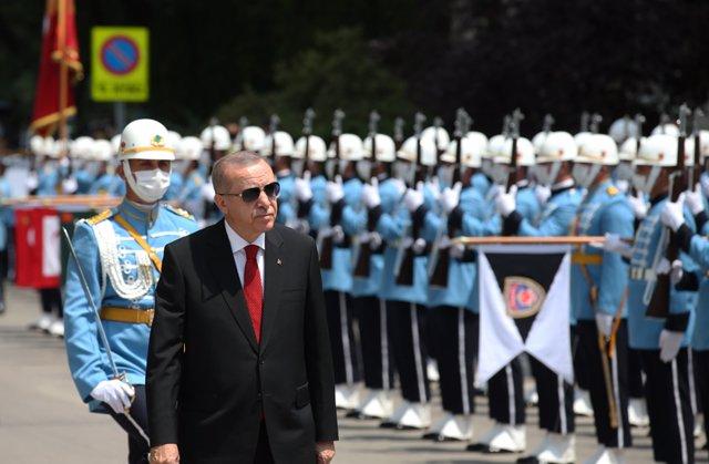 Turquía.- El Parlamento de Turquía aprueba una ley para aumentar el control sobr