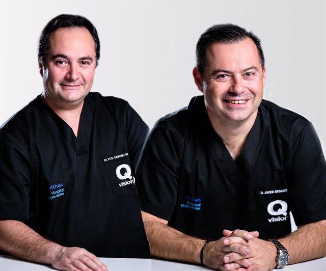 Especialistas oftalmológicos de Qvision
