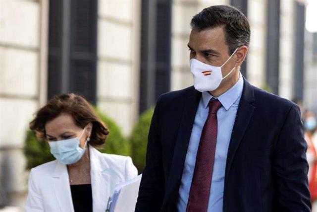 Sánchez llegará este jueves por la tarde a Ollauri (La Rioja) antes de presidir