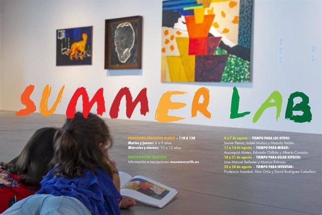 EL MUSEO WÜRTH LA RIOJA RETOMA SU PROGRAMACIÓN EDUCATIVA