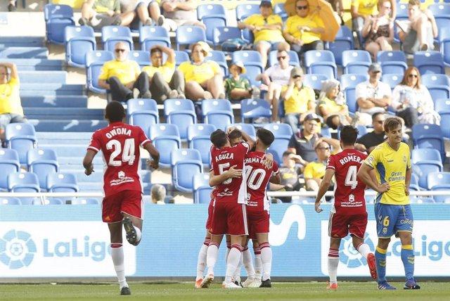 Fútbol.- La UD Almería confirma un positivo por coronavirus en su plantilla