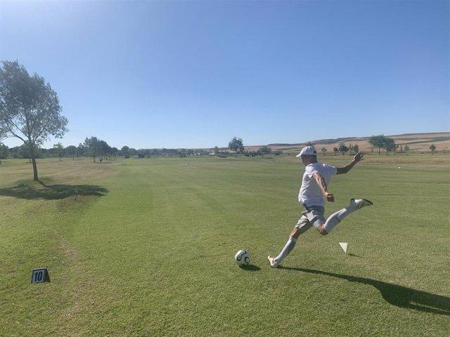 Campeonato de España de Footgolf en Cuéllar (Segovia).