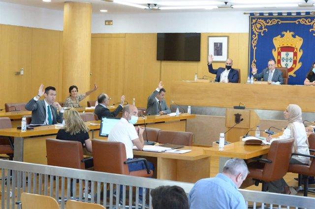 La Asamblea de Ceuta pide por unanimidad a Sánchez que incluya la ciudad en la g