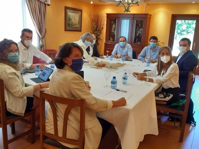 Jornada de trabajo monográfica sobre la situación de la futura autovía entre Burgos y Aguilar