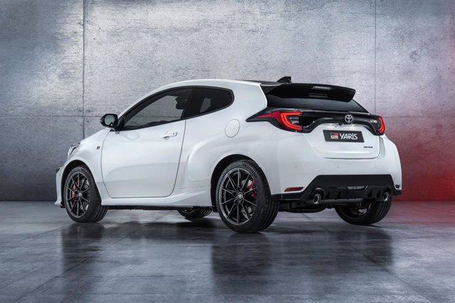 Nuevo GR Yaris de Toyota.