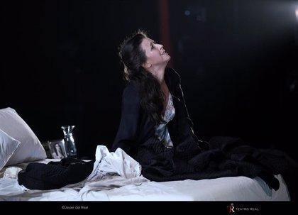 Lisette Oropesa se convierte en la primera mujer en hacer un bis en solitario en el Teatro Real