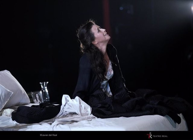 Lisette Oropesa en 'La Traviata' en el Teatro Real