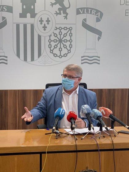 Vélez desmiente que no haya colaboración entre Administraciones y achaca estas acusaciones a estrategias políticas