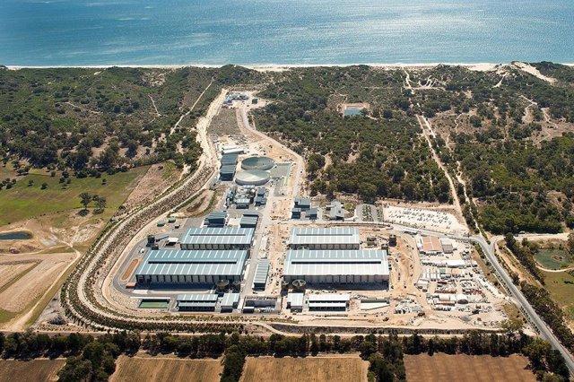 Ampliación de desaladora de Perth (Australia) de Sacyr y Técnicas Reunidas