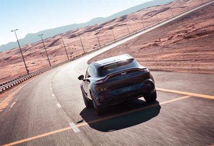 Aston Martin se revaloriza un 12,95% en Bolsa tras anunciar pérdidas de 222 millones hasta junio
