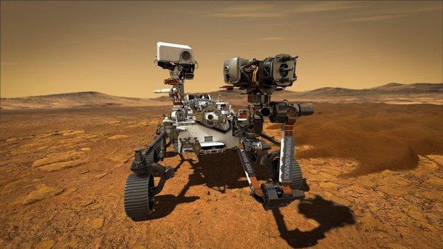 MOXIE, primer experimento para producir oxígeno del ambiente marciano
