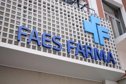 Faes Farma gana un 25% más en el semestre y alcanza su récord histórico de beneficios a pesar del Covid