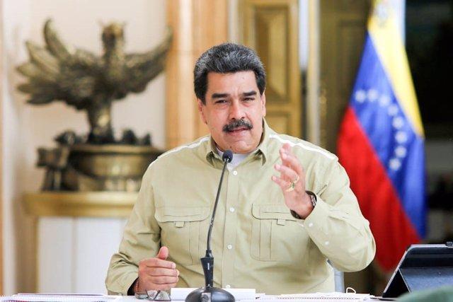 Venezuela.- El Gobierno de Maduro se declara dispuesto a dialogar ante la visita