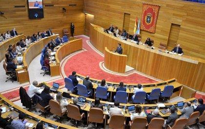 BNG y PSdeG se reparten los puestos de la oposición en la Mesa del Parlamento al ceder los nacionalistas una secretaría