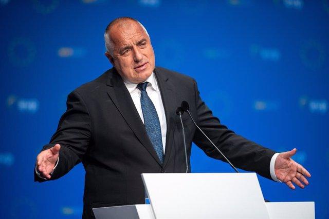 El primer ministre de Bulgària, Boyko Borissov.