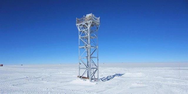La meseta antártica podría ofrecer la vista más clara en la Tierra de las estrellas.