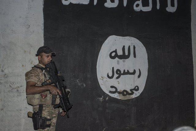 Irak.- Estado Islámico reclama la autoría del asesinato de un comandante del Ejé