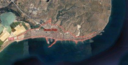 Fallece ahogada una mujer en una playa de Santa Pola y un hombre es hospitalizado con síntomas de ahogamiento
