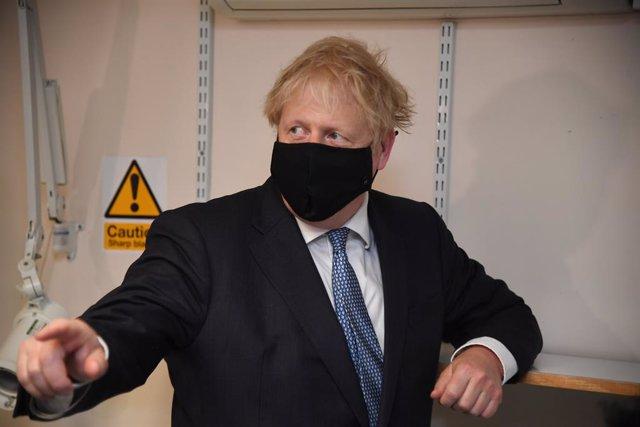 Coronavirus.- Reino Unido firma un acuerdo para la compra de 60 millones de dosi