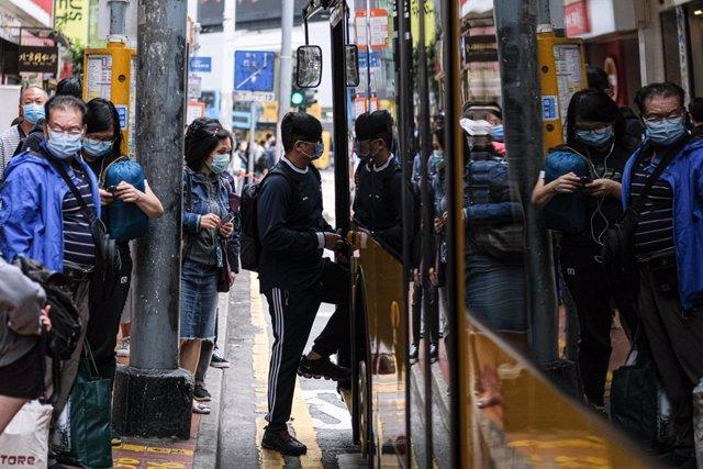 Coronavirus.- China aumenta de nuevo su balance y confirma más de 100 casos adic