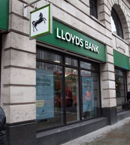Oficina de Lloyds Bank