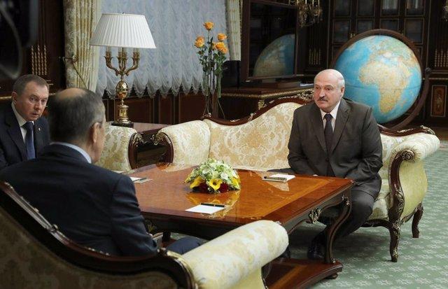 Bielorrusia.- Bielorrusia acusa de planear atentados a los 30 supuestos mercenar