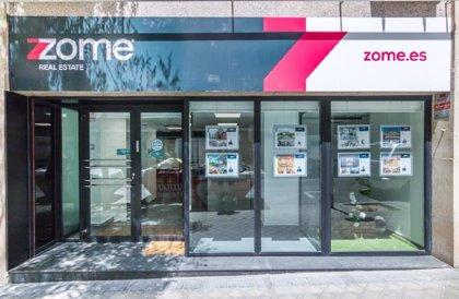 Portaltic.-La inmobiliaria portuguesa Zome Real Estate apuesta por un sector más digital y lanza su nueva plataforma en España