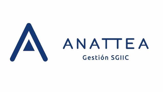 Logo de la gestora Anattea