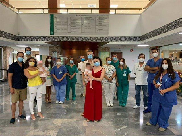 Intervenciones intrautero en el Hospital Materno Infantil de Málaga